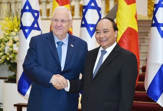 Viet Nam muon hoc hoi quoc gia khoi nghiep Israel hinh anh 1