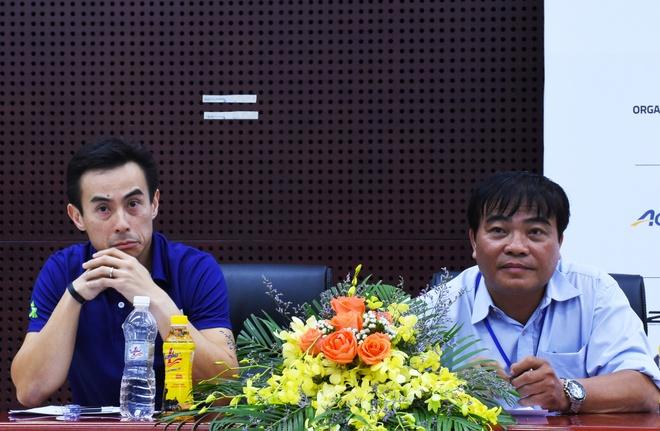 Hon 1.200 van dong vien tham gia cuoc thi Ironman 70.3 Viet Nam 2017 hinh anh 1