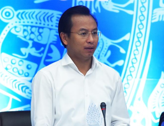 Bi thu Da Nang: 'Dung lay su yeu, ghet de doi xu voi doanh nghiep' hinh anh 1