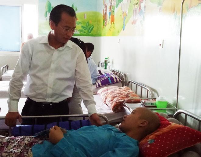 Bi thu Da Nang: 'Cuu nguoi phai bang cai tam trong sang nhat' hinh anh 1