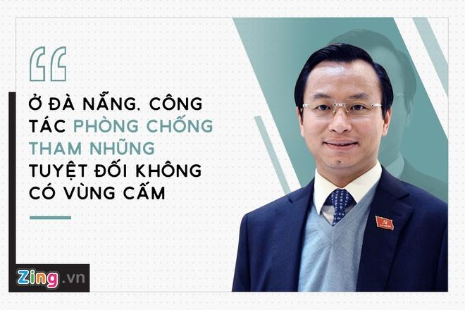 Nguyen Chu tich UBND Da Nang: Ong Xuan Anh noi chua di doi voi lam hinh anh 2