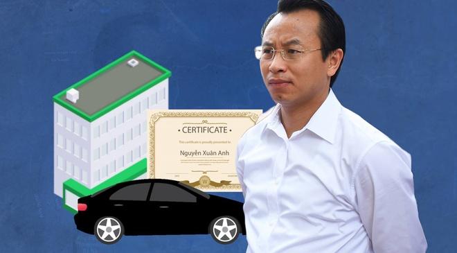 Nguyen Chu tich UBND Da Nang: Ong Xuan Anh noi chua di doi voi lam hinh anh