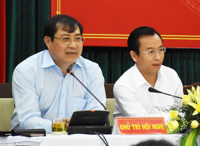 Bo Cong an dieu tra viec ban dat, nha cong san o Da Nang hinh anh