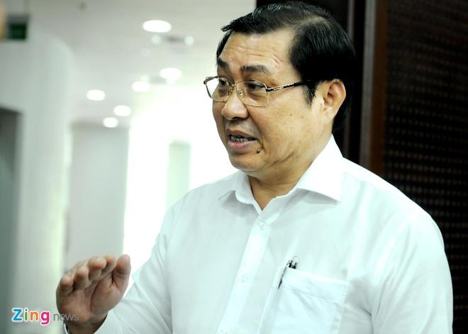 Chu tich TP Da Nang: 'Khong ban tan chuyen lanh dao ai o, ai di' hinh anh 1