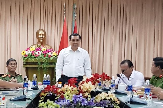 Chu tich Da Nang: 'Quet sach toi pham de san sang cho APEC' hinh anh