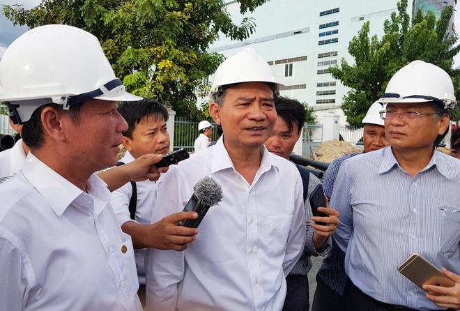 Tan Bi thu Da Nang: 'Phai hoan thanh du an ham chui truoc APEC' hinh anh