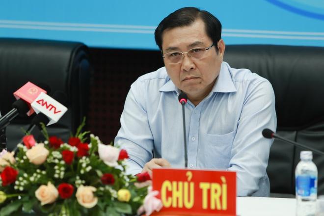 Da Nang dang xem xet chuc vu cua ong Nguyen Xuan Anh hinh anh