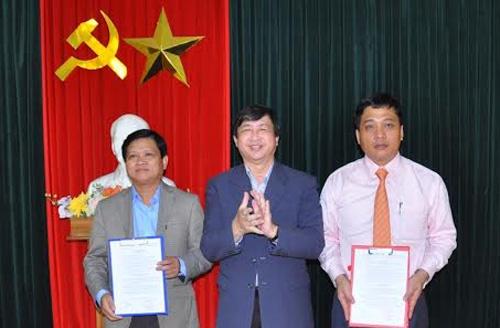 Ong Dao Tan Bang thoi giu chuc Chanh van phong Thanh uy Da Nang hinh anh