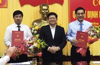 Ong Luong Nguyen Minh Triet giu chuc Chanh van phong Thanh uy Da Nang hinh anh