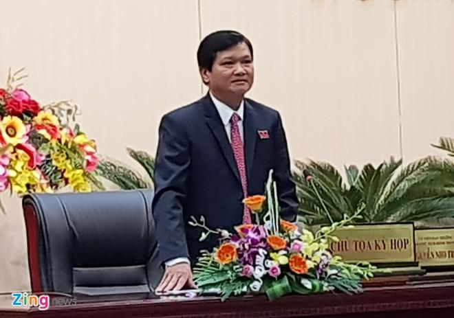Phan cong ong Nguyen Nho Trung dieu hanh HDND TP Da Nang hinh anh 1
