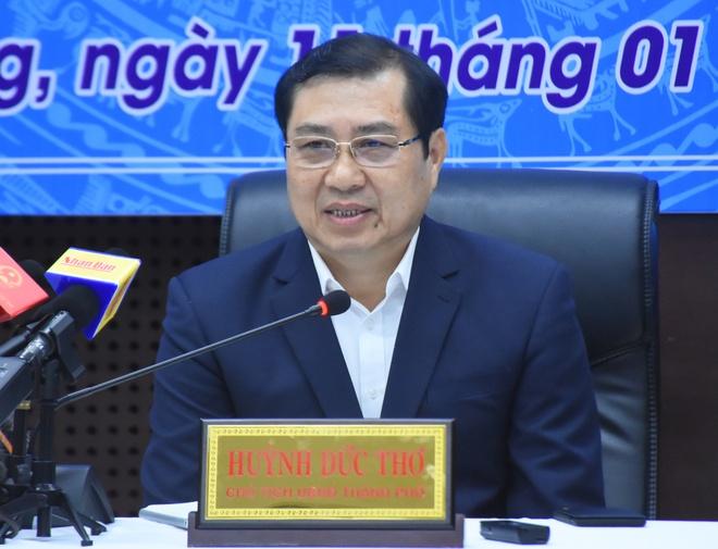 Chu tich Da Nang: 'Se dieu chuyen can bo khong du nang luc' hinh anh 1