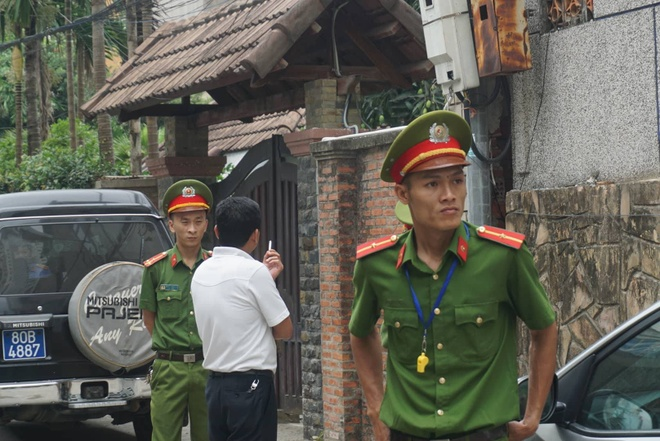 Nguyen GD So tiet lo viec 2 cuu Chu tich Da Nang vuong vao Vu 'nhom' hinh anh 1
