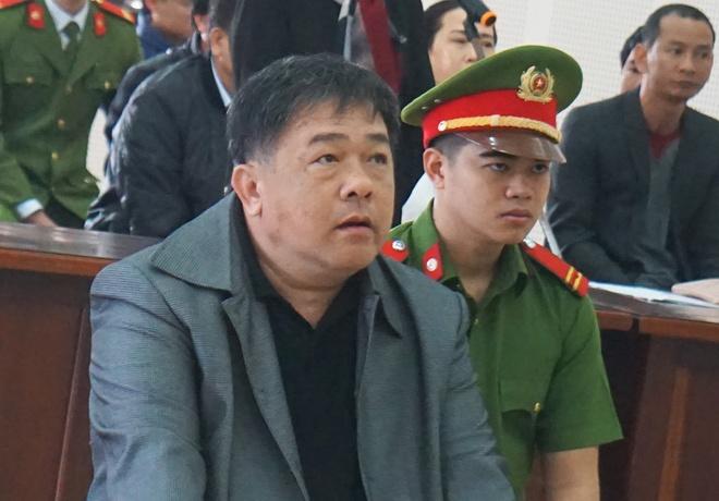 Cong bo noi dung tin nhan de doa Chu tich TP Da Nang Huynh Duc Tho hinh anh