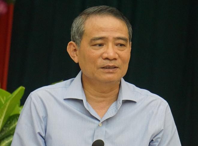 Bi thu Da Nang:  'Mot so can bo can thiep vao xay dung trai phep' hinh anh