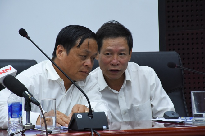 Con trai ong Tran Van Minh co ten ung vien thi tuyen Pho giam doc So hinh anh 2