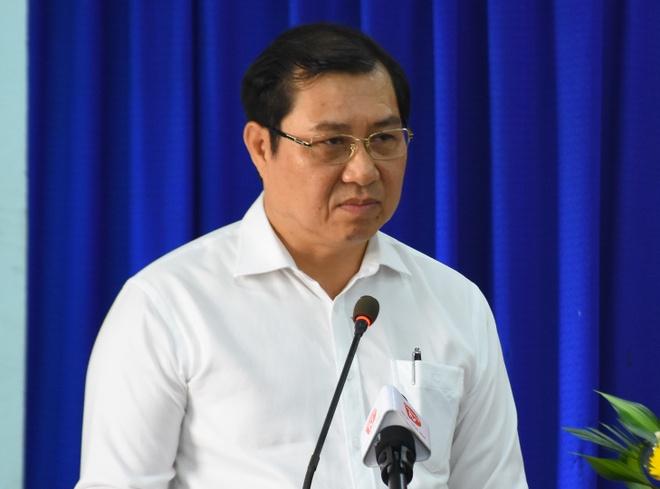Chu tich Da Nang: 'Toi con bi de doa huong chi ba con' hinh anh
