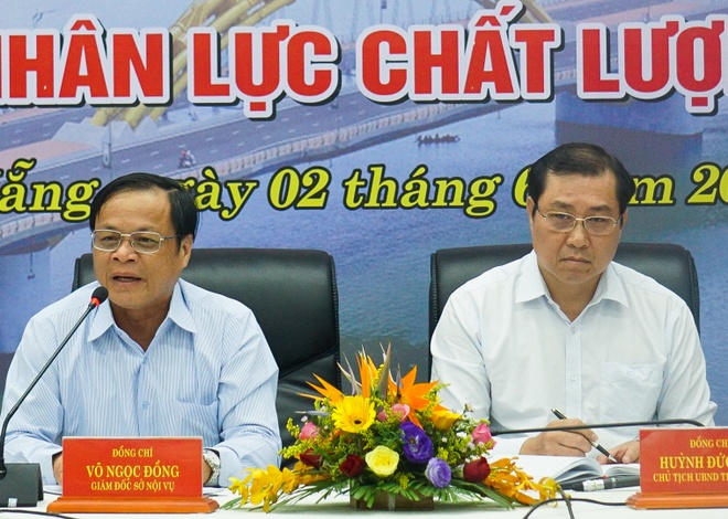 Chu tich Da Nang: 'Toi tung phai bung be, lau chui may moc' hinh anh 1
