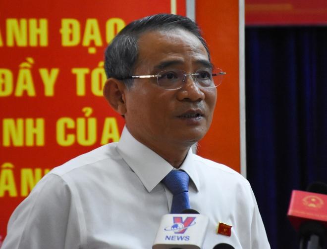 Bi thu Da Nang: Phai thao do cong trinh trai phep cua Muong Thanh hinh anh 1