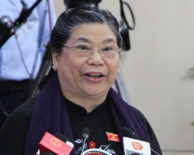 Dấu ấn Phó Chủ tịch Thường trực Quốc hội Tòng Thị Phóng