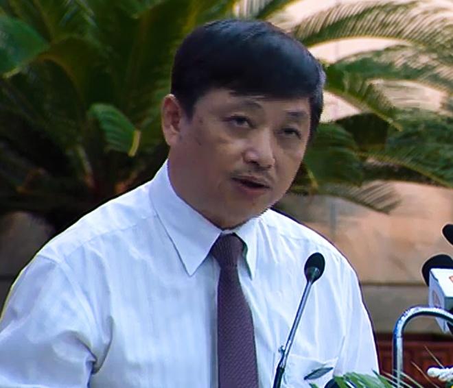 Thu tuong phe chuan ong Dang Viet Dung lam Pho chu tich TP Da Nang hinh anh 1