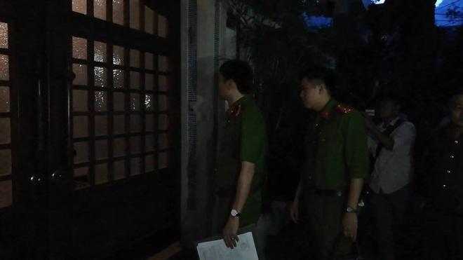 Bat cuu Chanh van phong Thanh uy Da Nang lien quan Vu 'nhom' hinh anh 3