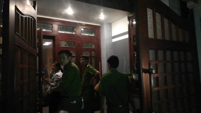 Bat cuu Chanh van phong Thanh uy Da Nang lien quan Vu 'nhom' hinh anh 1