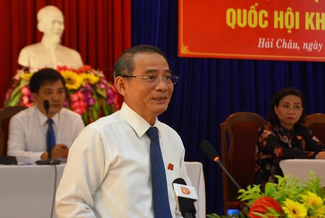 Bi thu Da Nang: Toi rat muon biet ai chong lung cho Muong Thanh hinh anh 1