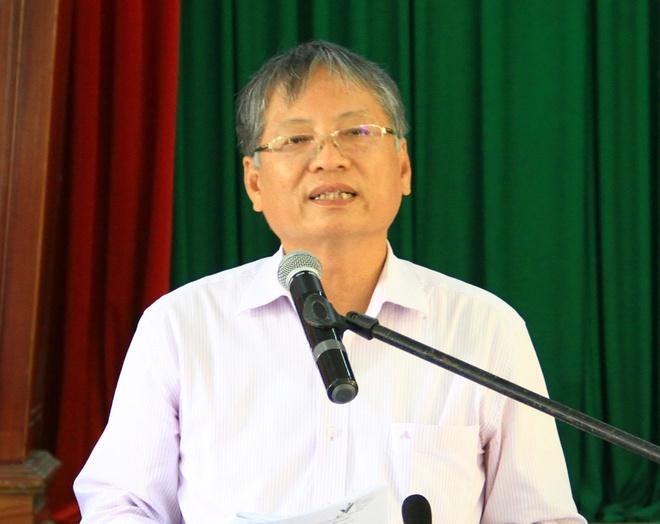 Pho chu tich Da Nang: 'Bai rac thoi the nay, dan sao chiu duoc' hinh anh 1