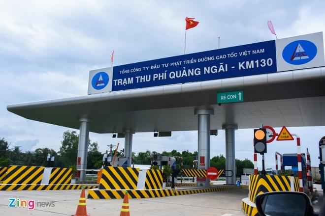Thanh tra cao toc Da Nang - Quang Ngai anh 2