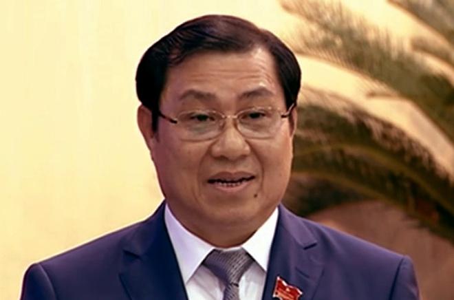 Chu tich TP Da Nang Huynh Duc Tho: 'Chung toi da tra gia' hinh anh
