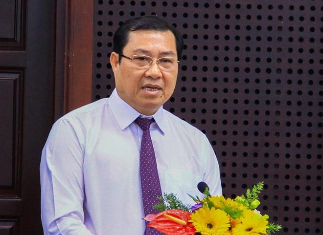 Ong Huynh Duc Tho: Da Nang khong phai la 'dat song' cua toi pham hinh anh