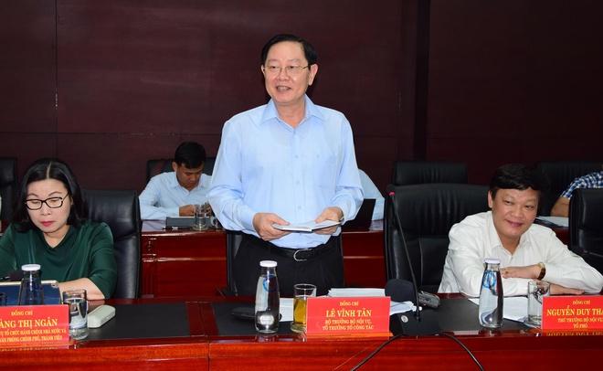 Chủ tịch Đà Nẵng: 'Cán bộ làm việc gì cũng sợ sai'