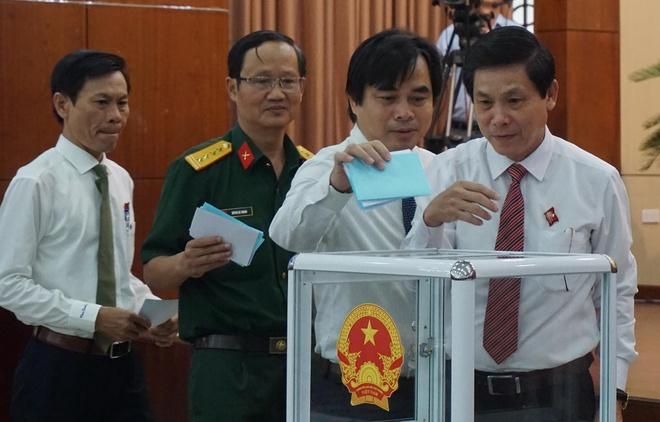 Ong Nguyen Ba Canh khong con la dai bieu HDND Da Nang hinh anh 1