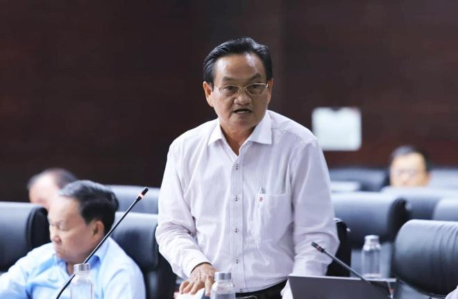 TS Tran Du Lich: 'Cu phan lo ban nen, Da Nang khong the phat trien' hinh anh 1