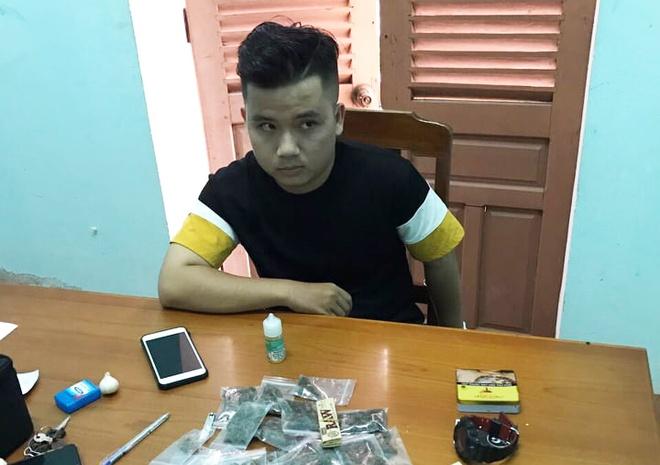 Hai sinh viên ở Đà Nẵng vướng lao lý vì liên quan ma túy