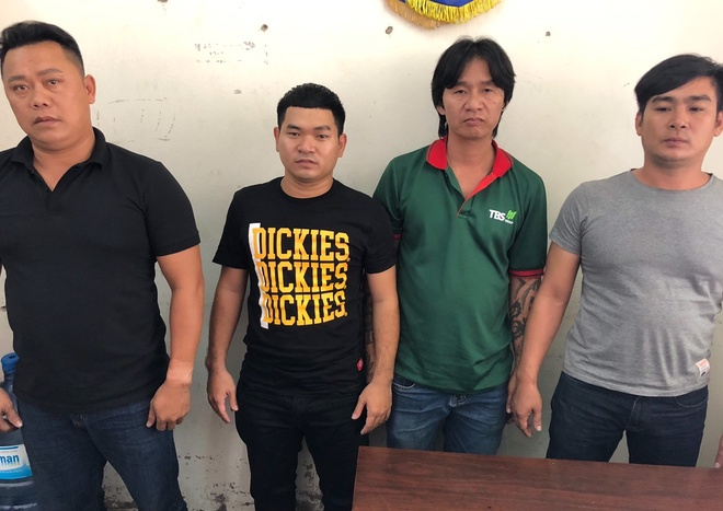 Đợi thức ăn lâu, nhóm côn đồ đập phá quán nhậu ở Đà Nẵng