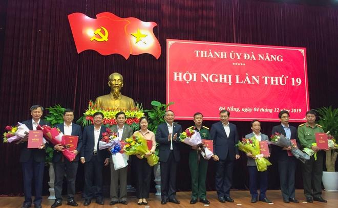 Ban Bi thu chi dinh 8 can bo tham gia Ban Chap hanh Dang bo Da Nang hinh anh 1
