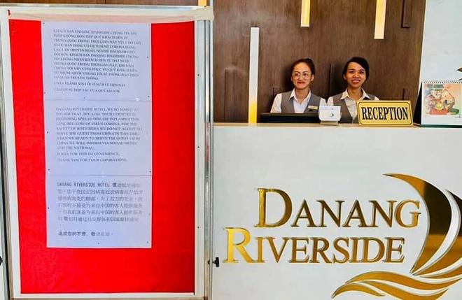 Khách sạn từ chối nhận khách Trung Quốc vì sợ virus corona