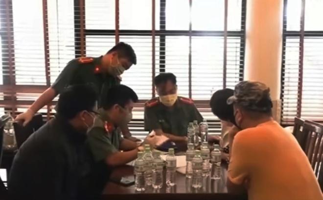 Khach san khong khai bao 16 nguoi Trung Quoc luu tru bi phat 3 trieu hinh anh 1 ks_a.jpg