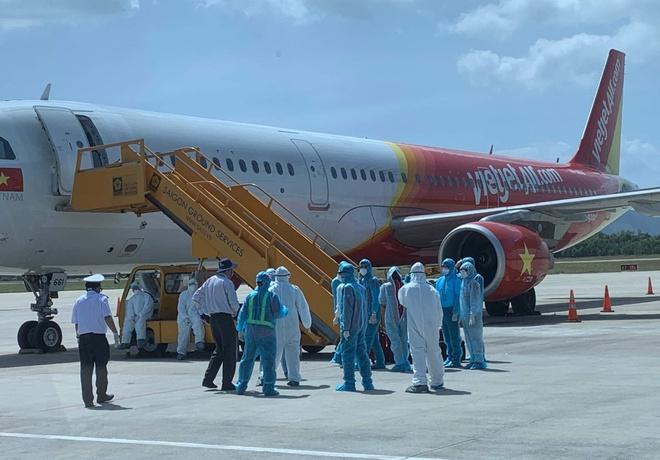 Đà Nẵng bố trí máy bay đưa đoàn khách Hàn Quốc về nước