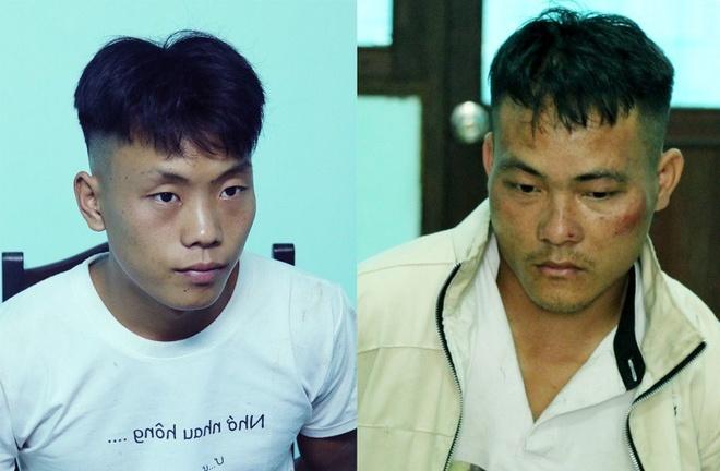 Quang Binh bat xe ban tai cho hon 300 kg ma tuy da anh 2