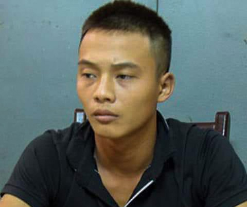 Phạm nhân Sự đã trốn khỏi Trại giam T10 vào 15h ngày 3/6. Ảnh: Công an cung cấp.