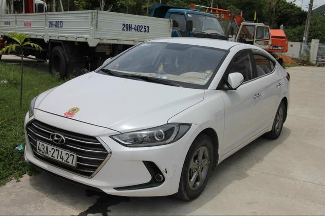 Tai xe Grab cho khach ve Quang Tri anh 2