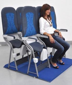 Hành khách chán ngán với trải nghiệm ghế đứng trên máy bay