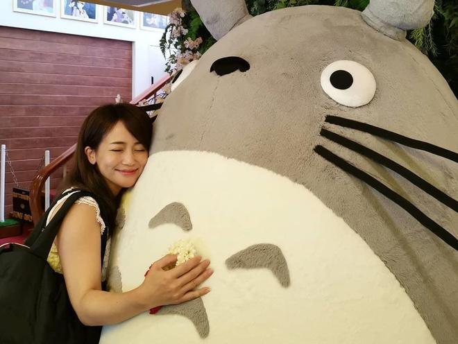 Nha hang Totoro don tim du khach o Thai Lan hinh anh