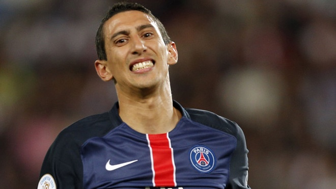 Ly do Di Maria chia tay Manchester United de den PSG hinh anh