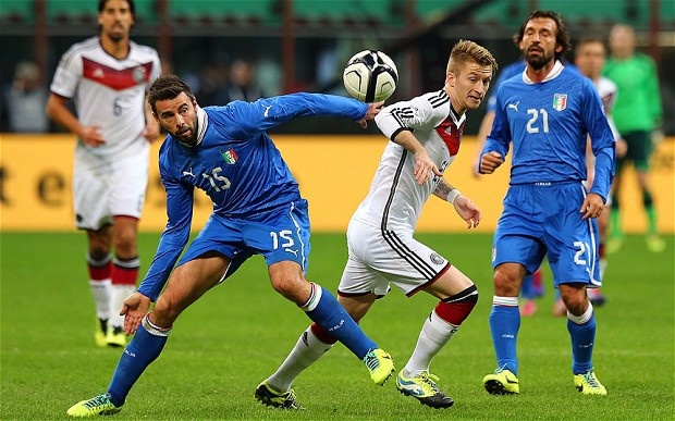5 ly do Italy se tien Duc ve nuoc hinh anh 1