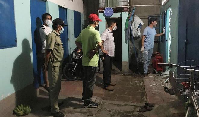 Tài xế GrabBike chết bất thường trong phòng trọ ở Sài Gòn