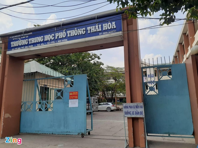 Tham sat o Binh Duong anh 2