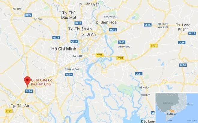 8 oto tong lien hoan tren cao toc Trung Luong, giao thong un tac 10 km hinh anh 2